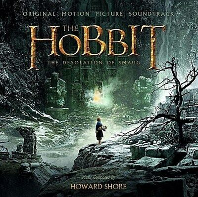The Hobbit-The Desolation Of Smaug Howard OST/Shore