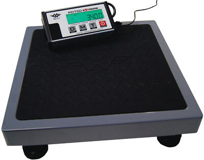 Package Scale Myweigh PD750 Extreme 340kg x 100 G Shipping Animal Digital