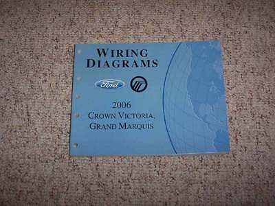 2006 mercury grand marquis electrical wiring diagram manual gs ls 4 6l v8