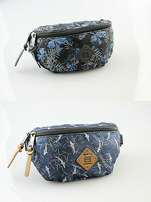2fd92bc97ff Belt Bag with Decorative Floral Print or Shark Print from Enrico Benetti