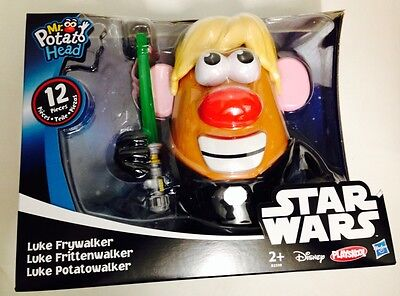 Star Wars Mr Potato Head Luke Frywalker (Skywalker)