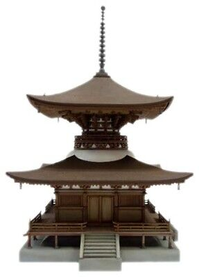 Fujimi Plastic Model Kit 1/100 Scale TAHOTO (Japanese Pagoda) Brand New Best Buy