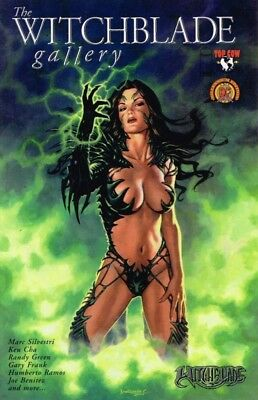 WITCHBLADE GALLERY Variant Dynamic Forces DF IMAGE NM Dorian Cleavenger