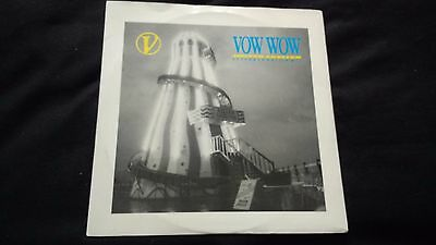 """VOW WOW - Helter Skelter - 12"""" Vinyl Single *Picture Cover* *FREE UK P&P*"""