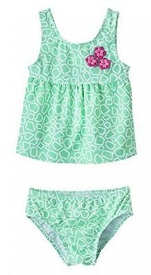 Just One You by Carter's Toddler Girls 2pc Two Piece Tankini Set Size 3T