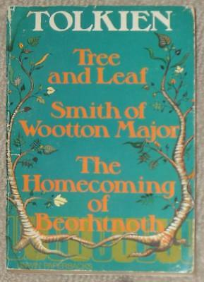 Tree & Leaf ~ Smith Of Wootton Major ~ Homecoming Of Beorhtnoth ~ Tolkien ~ Sc
