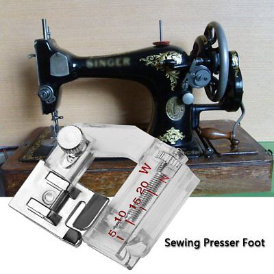 Domestic Sewing Machine Presser Foot Feet Kit Set For Janome Brother Singer PC