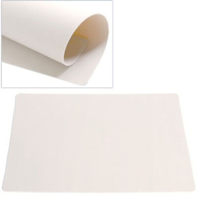 5pcs Blank Tattoo Practice Fake Skin Double Sided Synthetic Soft Rubber