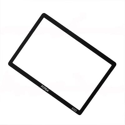 FOTGA Thin Optical Glass Hard LCD Screen Protector for CANON EOS 60D