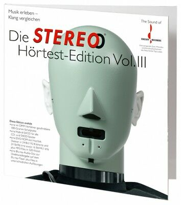STEREO Hörtest-Edition Vol. III - The Sound of Chesky Records - Limited Edition