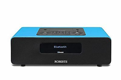 Roberts Blutune 65 DAB/DAB+/FM RDS Bluetooth Sound System with Dock for iPod/...