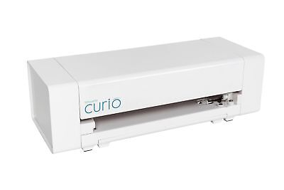 Curio Silhouette Cutting/Embossing and Etching Tool, White