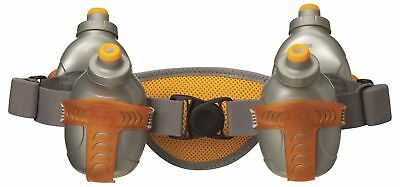 Nathan Trail Mix 4 Hydration Belt Nathan Grey One Size