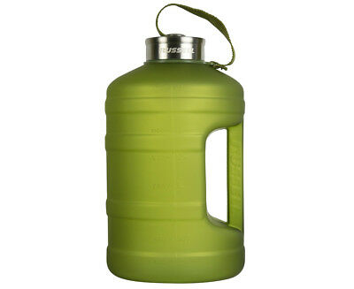 Russell Athletic 2200mL 2LPD Drink Bottle - Olive Matte