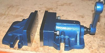 """Limitless Milling Vice 150 Mm /6""""  For Milling Machine From Chronos"""