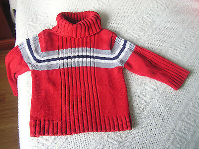 PULL col roulé, taille 18-24 mois, marque H&M