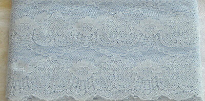 Card of New Wide Lace - Blue