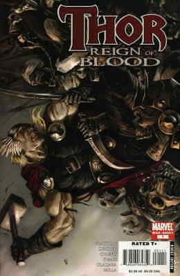 Thor Reign Of Blood #1 (NM)`08 Fraction/ Zircher