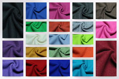 Boiled Wool Heavy Coat Weight Dress Fabric (GSF-2610-31-M)