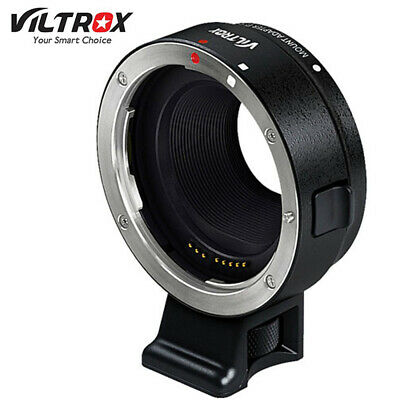 Viltrox Auto Focus EF-EOS M Lens Mount  Adapter for Canon EF EF-S to Canon EOS M