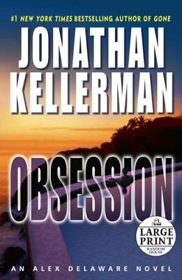 Obsession (Alex Delaware Novels),Jonathan Kellerman- 9780739326688