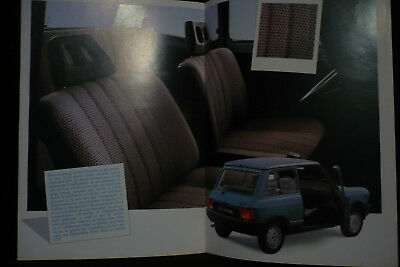 A 112 Junior ( Catalogue Commercial France Annee ? ).