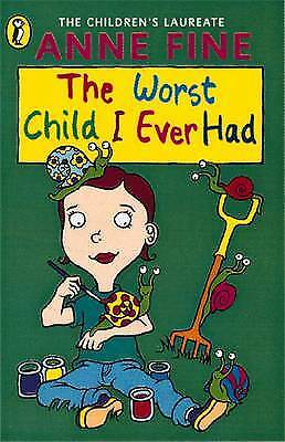 The Worst Child I Ever Had, Anne Fine