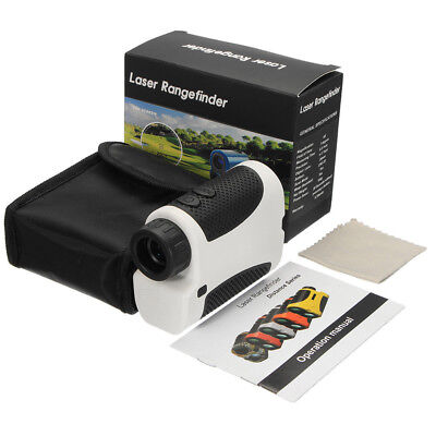 NEW Founders Golf Laser Rangefinder Club Use with Slope Compensation 5-650 YARDS