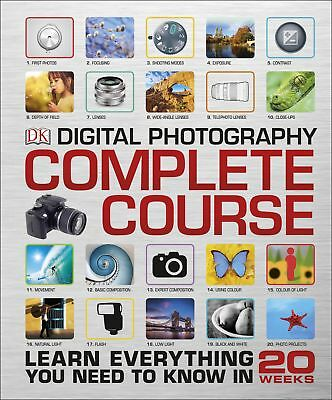 Digital Photography Complete Course, ,