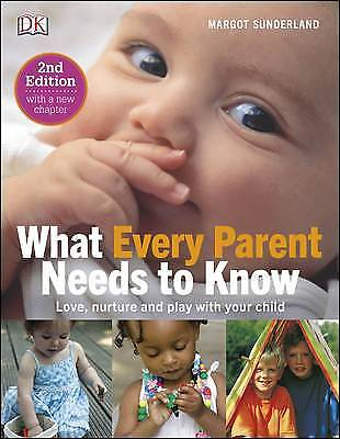 What Every Parent Needs To Know, Sutherland, Dr Margot
