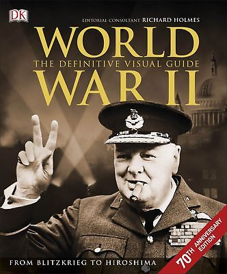 World War II The Definitive Visual Guide, DK