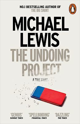 The Undoing Project, Lewis, Michael