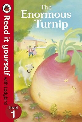 The Enormous Turnip: Read it yourself with Ladybird, Ladybird