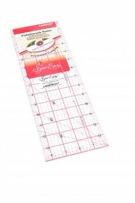 Sew Easy Patchwork Quilting Ruler (NL4181)