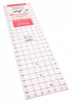 Sew Easy Patchwork Quilting Ruler - each (NL4188)