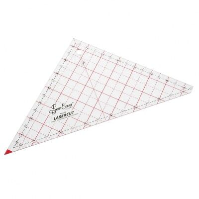 Sew Easy Triangle Patchwork Quilting Template (NL4203-M(P))