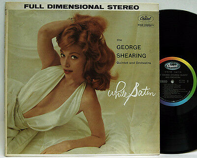 George Shearing      White satin      Capitol     # 27