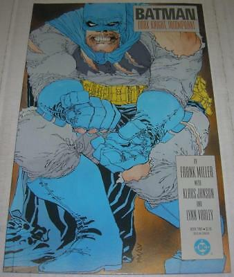 BATMAN: DARK KNIGHT RETURNS #2 (1986) 3rd PRINT (VF) Carrie Kelley becomes ROBIN