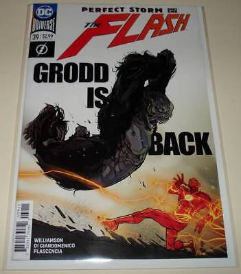 The FLASH # 39  DC Comic  (March 2018)   NM   1st Printing.