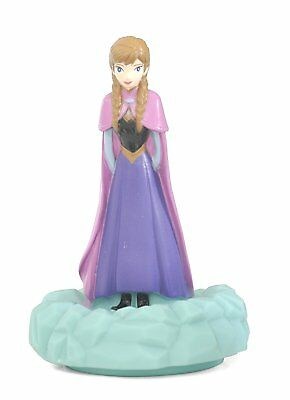Disney Frozen Anna Figural Tabletop Push Light Toy