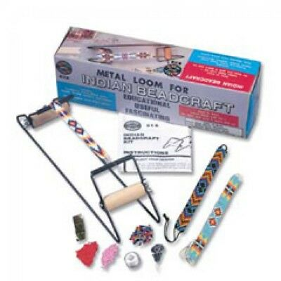 Impex Indian Bead Loom Kit - each (S515)
