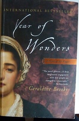 Year of Wonders: a Novel of the Plague by Geraldine Brooks