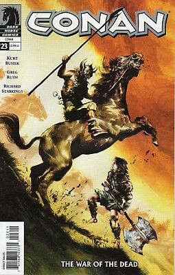Conan #23 (NM)`05 Busiek/ Ruth
