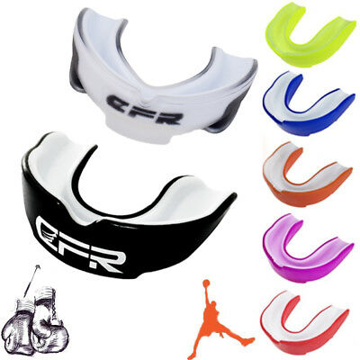 Mouth Guard Mouthguard Gum Shield Gumshield Boxing Teeth Protection Mouthpiece