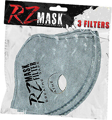 RZ MASK 82798 Dust Mask Replacement Filter Adult