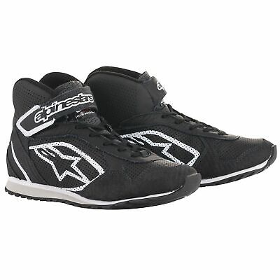 Alpinestars Radar Co-Driver / Mechanics Racing Pit FIA Approved Work Boots