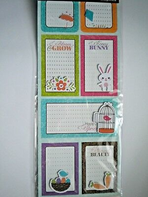 IMAGINISCE STICKER STACKERS SCRAPBOOKING STICKERS/STICKER BOOKLET ~ You Choose