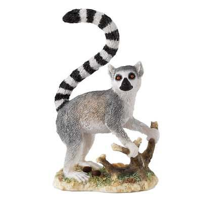 Country Artists Natural World Solitary Lemur Figurine New Boxed CA03531