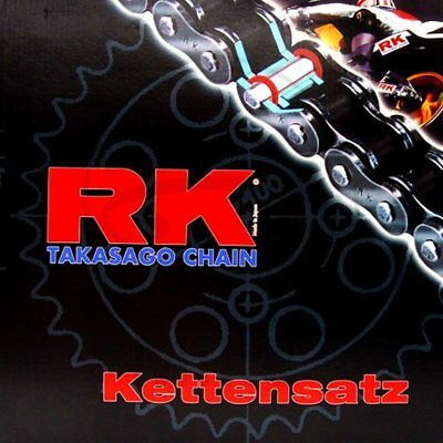 SET CHAIN RK XW-RING 530GXW OPEN SUZUKI 1250 GSF N Bandit 2007-2010