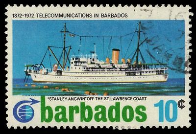 """BARBADOS 369 (SG441) - Telecommunications """"Stanley Angwin"""" (pa72320)"""